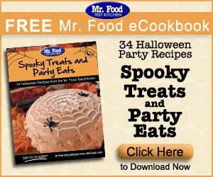 34 Halloween Party Recipes
