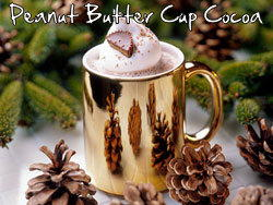 Peanut Butter Cup Cocoa