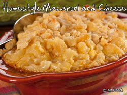 Homestyle Macaroni and Cheese